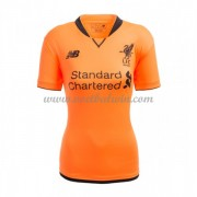 Liverpool Dames Voetbalshirts 2017-18 Third Shirt..